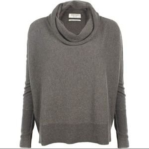 AllSaints Char Roll Neck 100% Cashmere Sweater